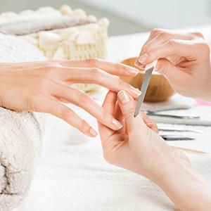 Manicure, pedicure, Magic red Institut Prestige Fronton