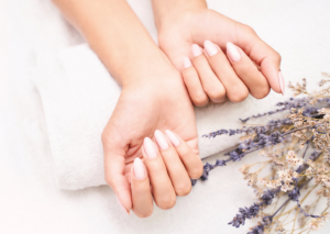 Manicure, Ongles